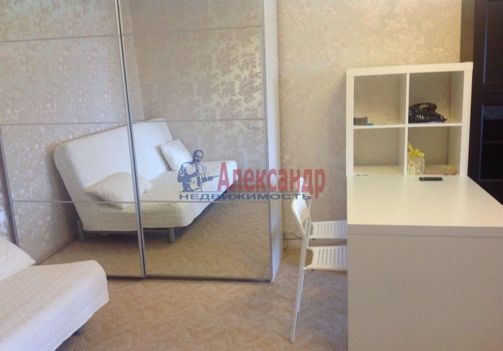 1-комнатная квартира (40м2) в аренду по адресу Искровский пр., 22— фото 2 из 6