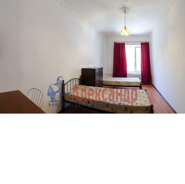 3-комнатная квартира (60м2) в аренду по адресу Большой пр., 71— фото 5 из 6