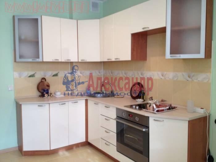 2-комнатная квартира (60м2) в аренду по адресу Софьи Ковалевской ул., 14— фото 1 из 4