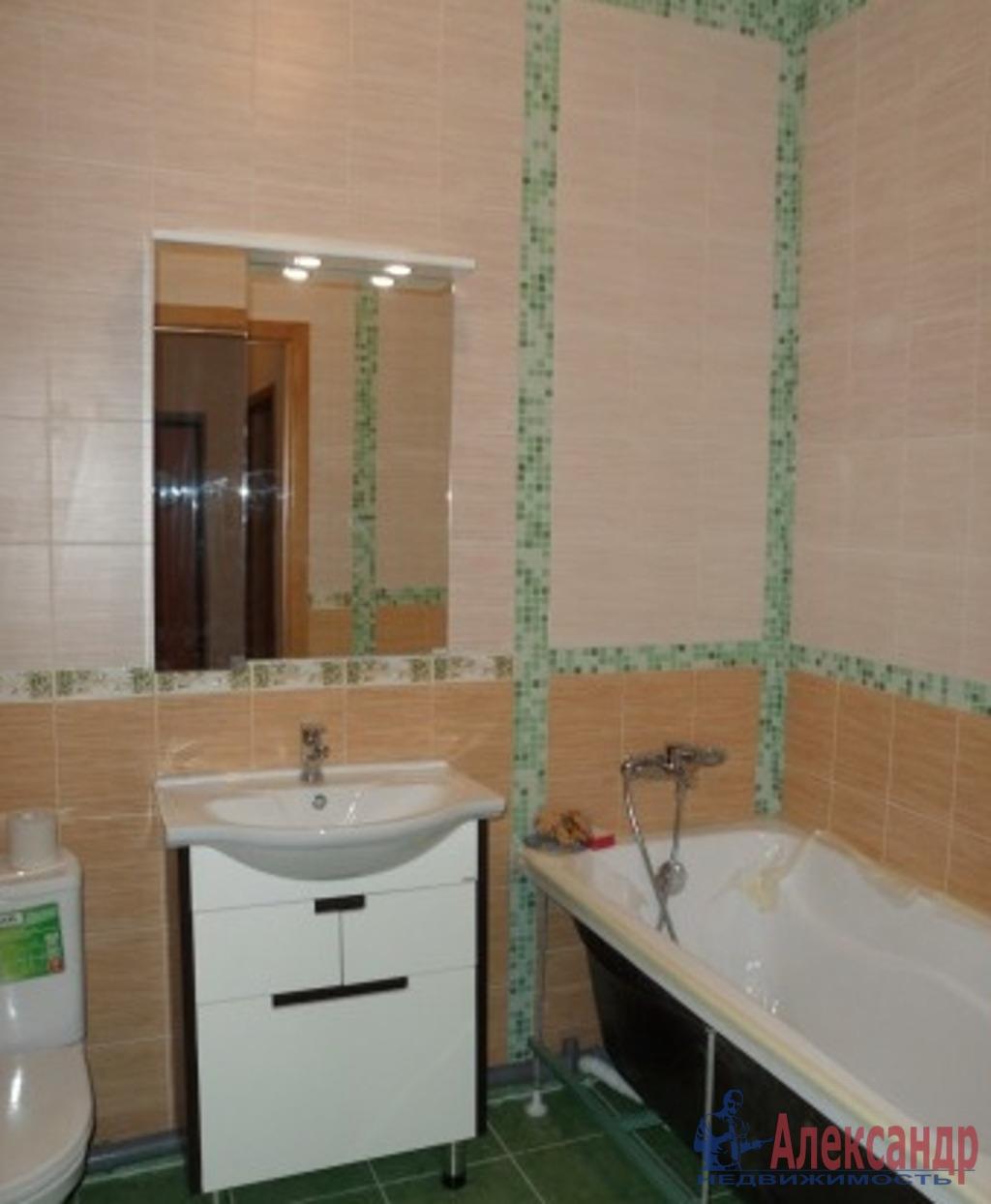 1-комнатная квартира (40м2) в аренду по адресу Беринга ул., 1— фото 3 из 3