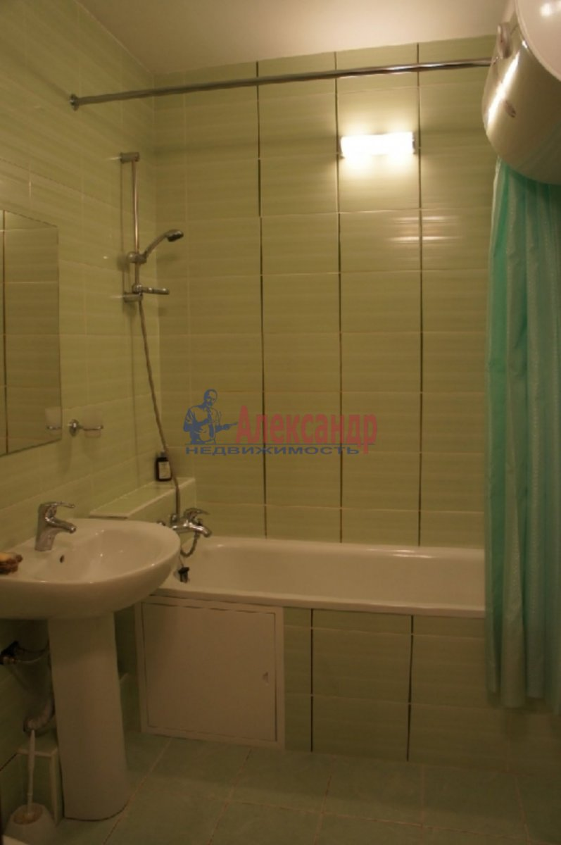 1-комнатная квартира (40м2) в аренду по адресу Доблести ул., 26— фото 3 из 5