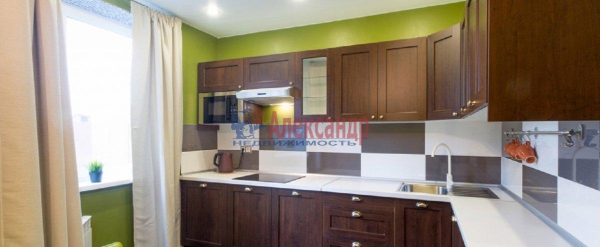 1-комнатная квартира (48м2) в аренду по адресу Сикейроса ул., 12— фото 2 из 5