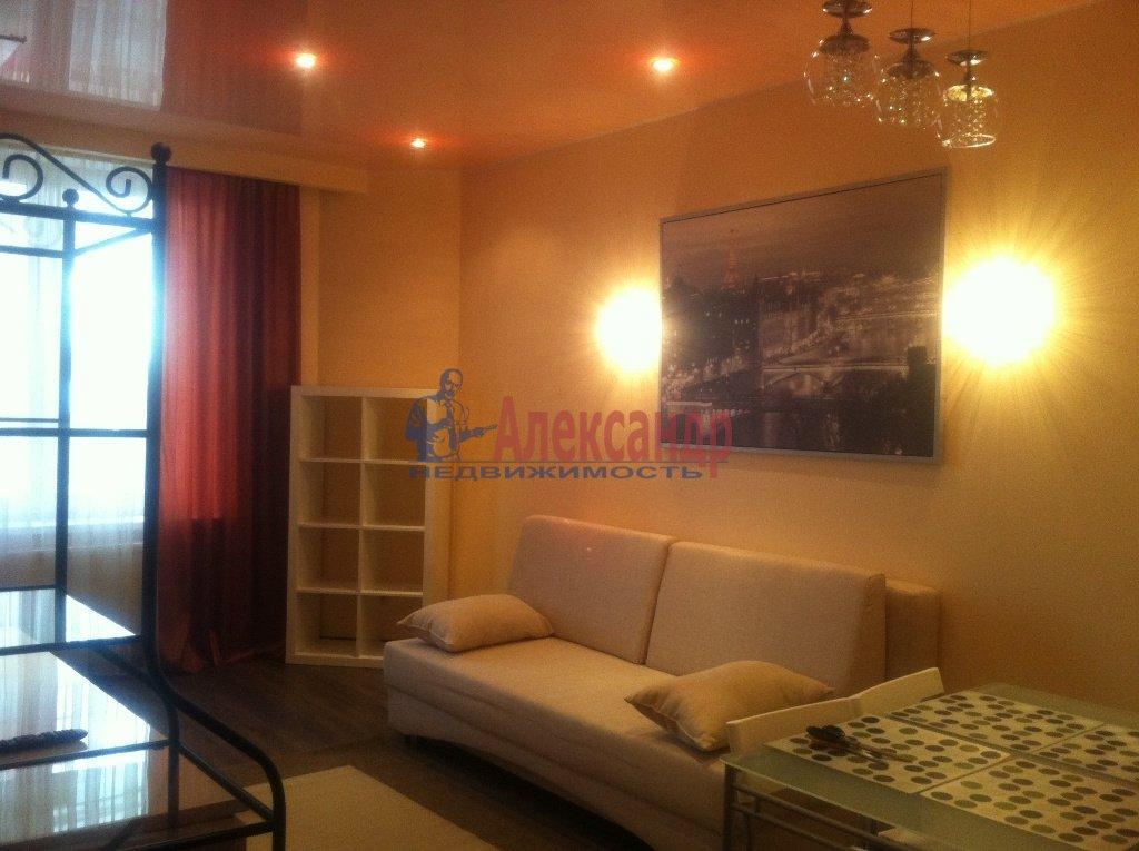 2-комнатная квартира (72м2) в аренду по адресу Просвещения просп., 99— фото 13 из 13