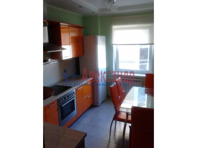 1-комнатная квартира (37м2) в аренду по адресу Ворошилова ул., 25— фото 1 из 6