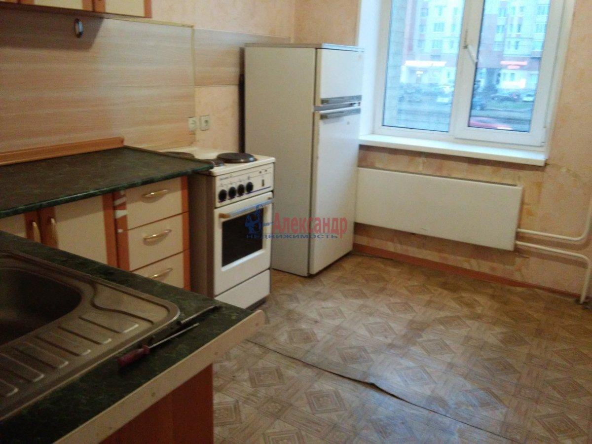 1-комнатная квартира (38м2) в аренду по адресу Туристская ул., 12— фото 2 из 4