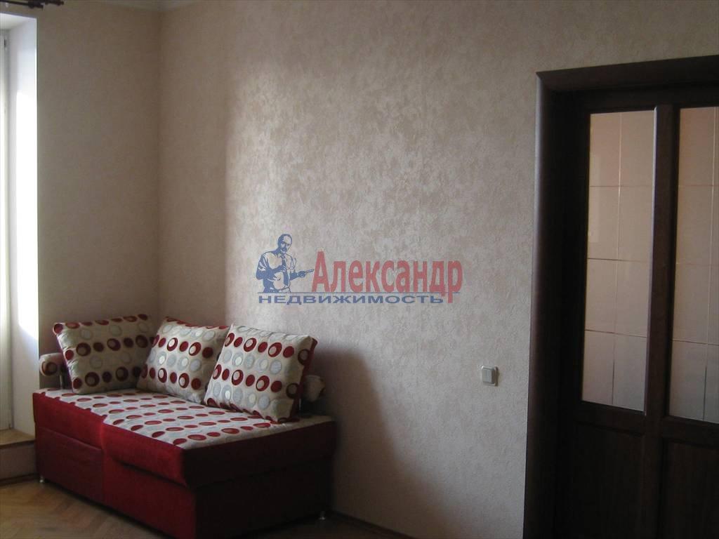 1-комнатная квартира (38м2) в аренду по адресу Брянцева ул., 15— фото 4 из 5