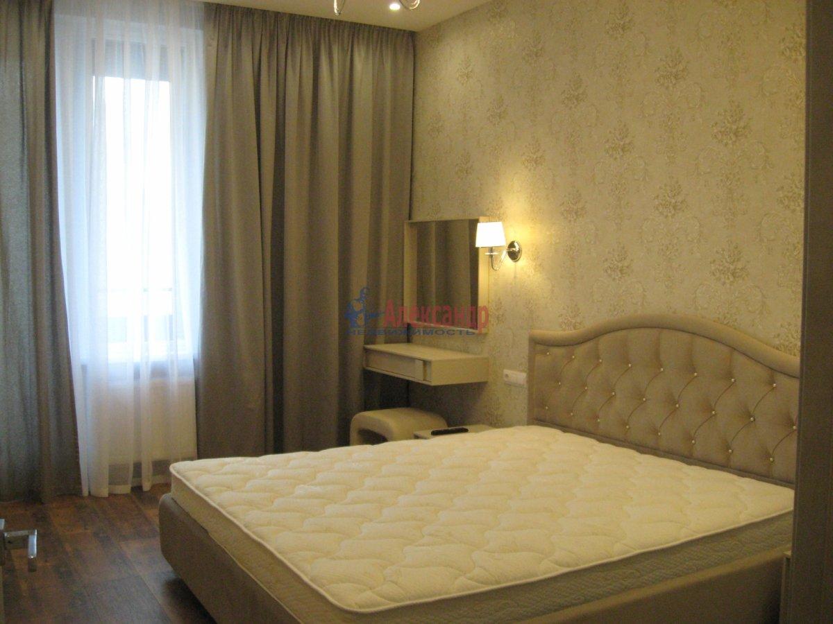 3-комнатная квартира (111м2) в аренду по адресу Беринга ул., 5— фото 18 из 32