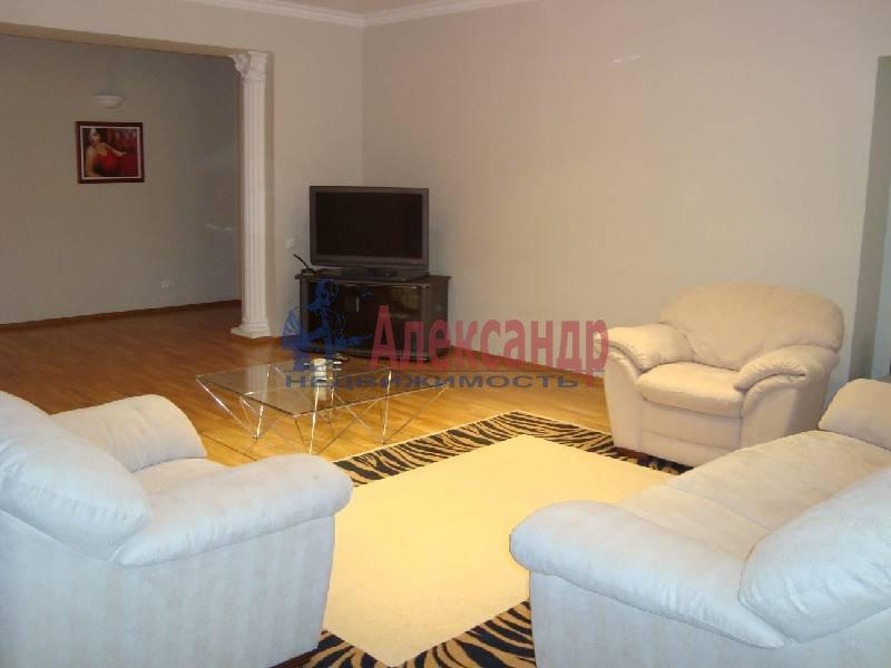 3-комнатная квартира (122м2) в аренду по адресу Малая Садовая ул., 3— фото 1 из 5