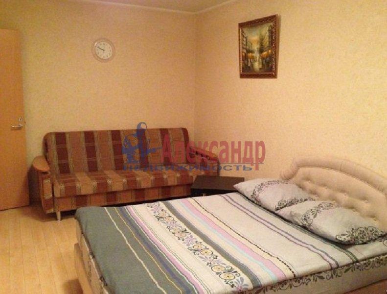1-комнатная квартира (45м2) в аренду по адресу Приморский пр., 43— фото 2 из 6