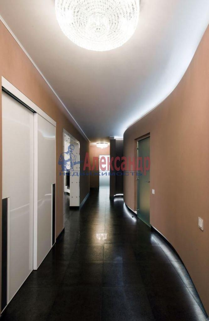 3-комнатная квартира (180м2) в аренду по адресу Смольный пр., 6— фото 19 из 19