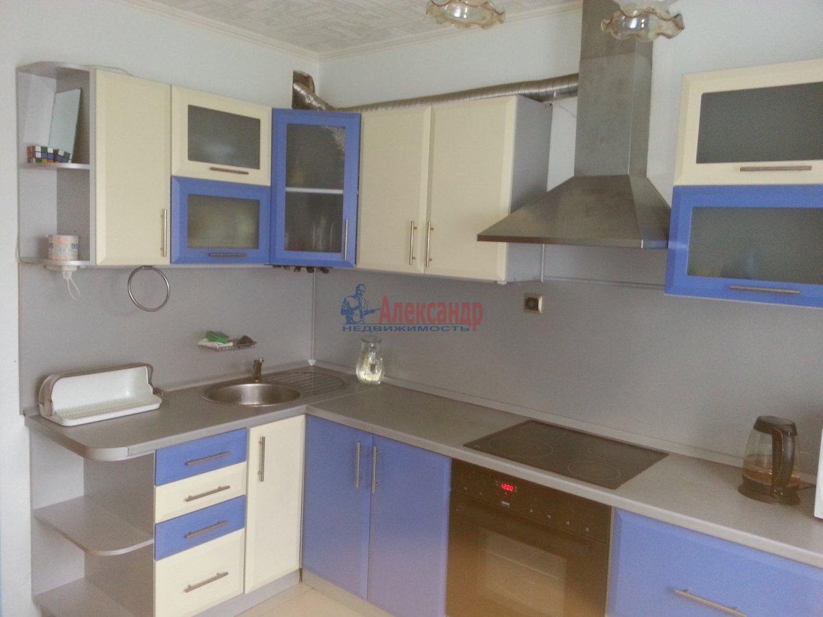 1-комнатная квартира (41м2) в аренду по адресу Авиаконструкторов пр., 34— фото 3 из 24