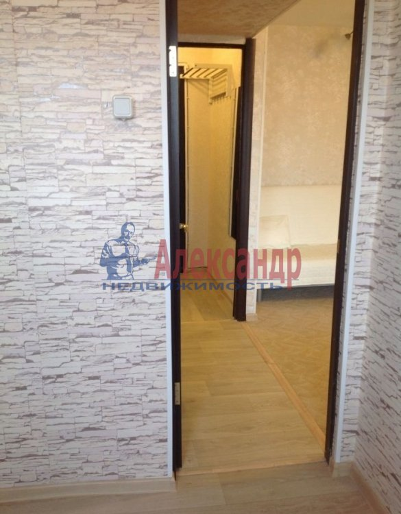 1-комнатная квартира (40м2) в аренду по адресу Искровский пр., 22— фото 4 из 6