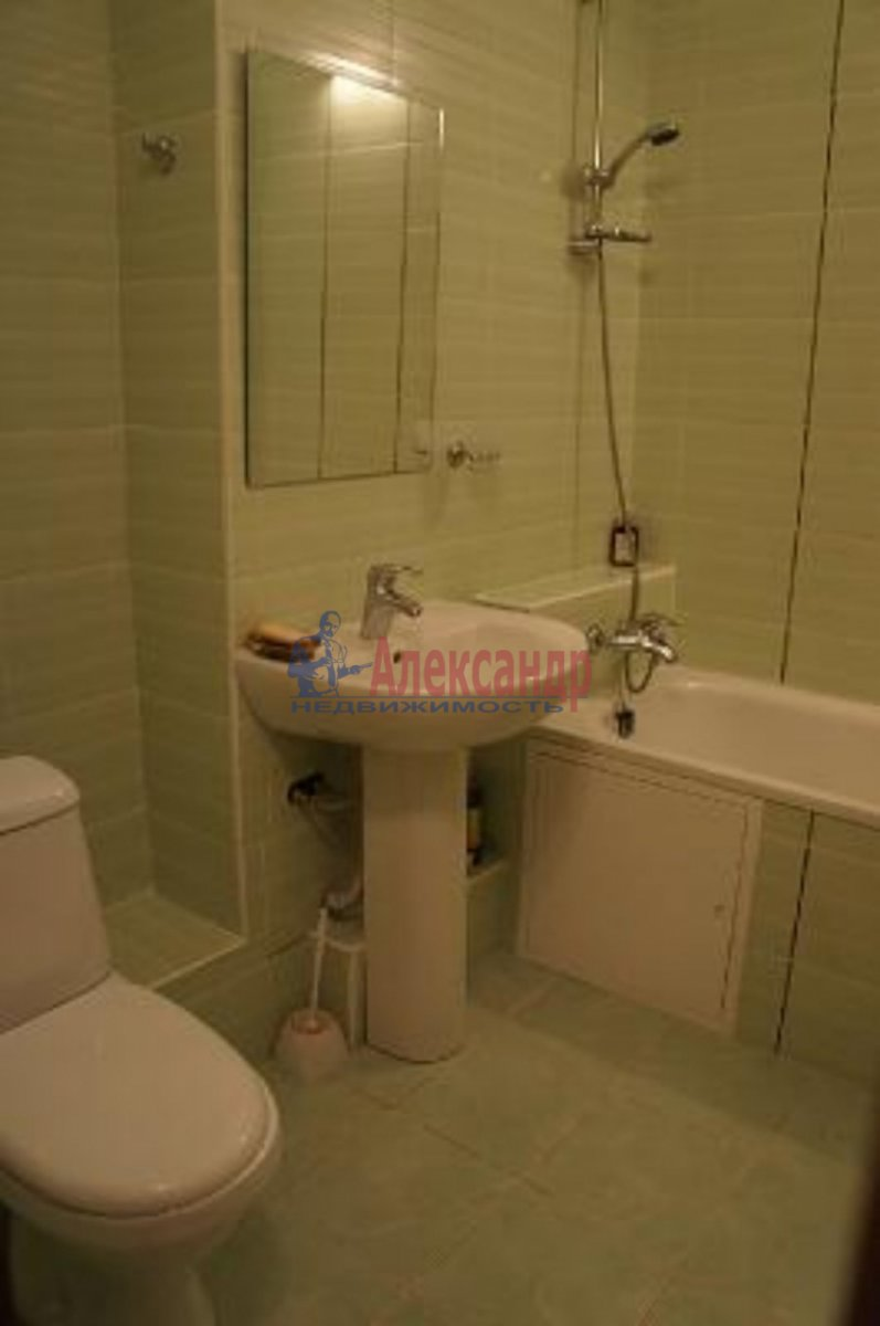 1-комнатная квартира (40м2) в аренду по адресу Доблести ул., 26— фото 5 из 5