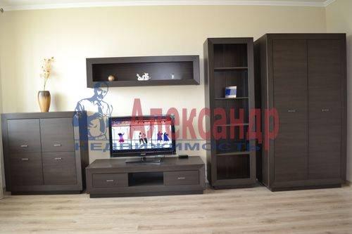 1-комнатная квартира (44м2) в аренду по адресу Гжатская ул., 22— фото 6 из 6