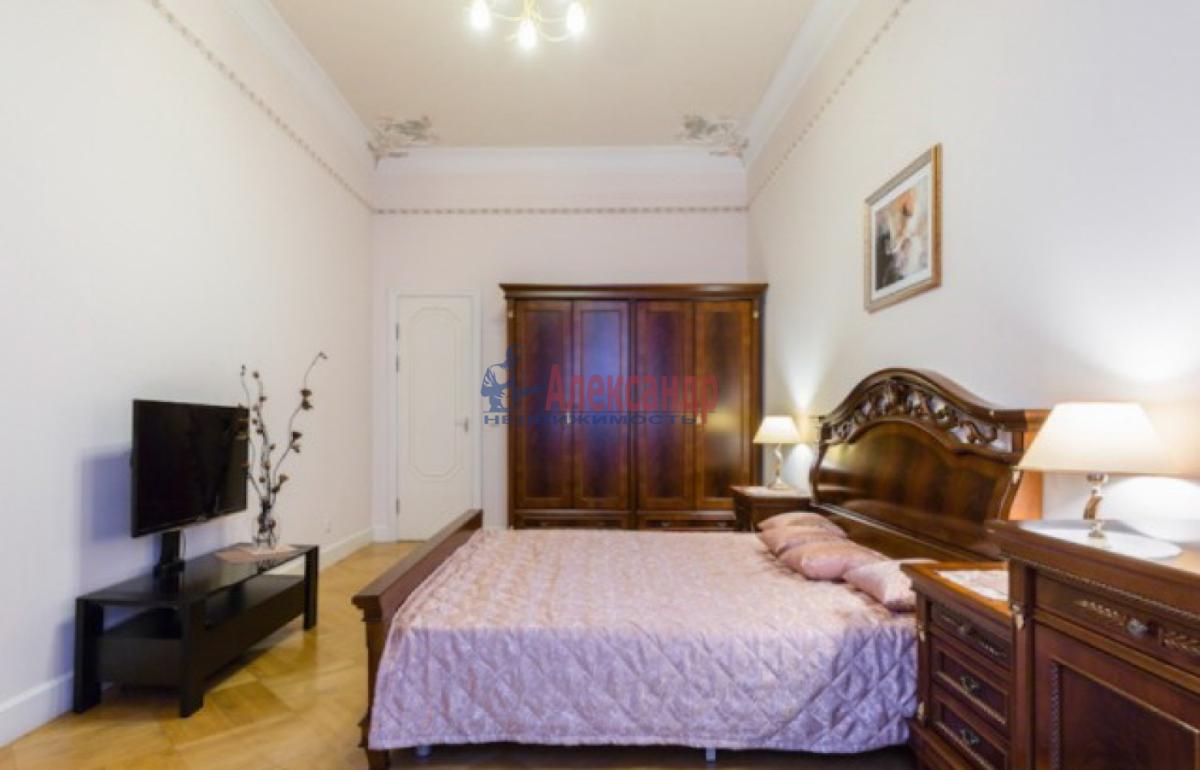1-комнатная квартира (35м2) в аренду по адресу Дачный пр., 3— фото 2 из 4