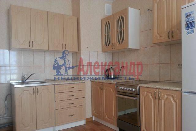 1-комнатная квартира (41м2) в аренду по адресу Рыбацкий пр., 43— фото 3 из 5