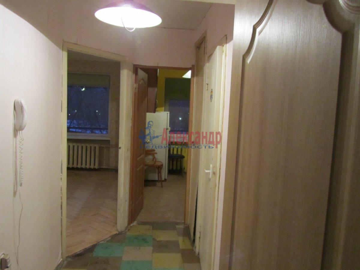 1-комнатная квартира (39м2) в аренду по адресу Обводного канала наб., 108— фото 7 из 7