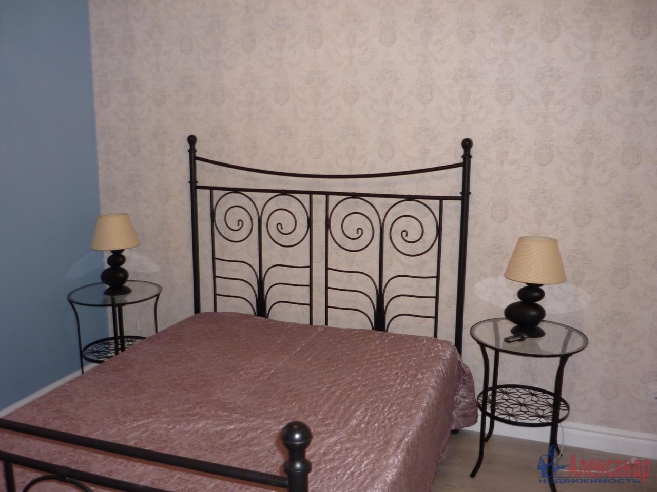 2-комнатная квартира (72м2) в аренду по адресу Кременчугская ул., 9— фото 7 из 17