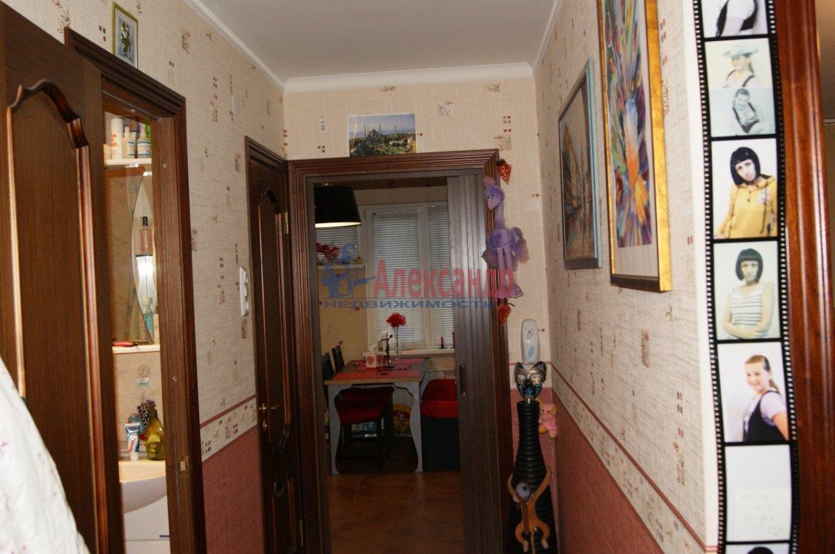 Комната в 2-комнатной квартире (50м2) в аренду по адресу Кузнецова пр., 10— фото 1 из 1