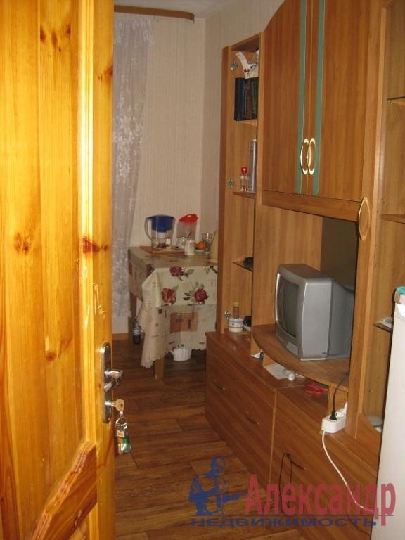 Комната в 3-комнатной квартире (45м2) в аренду по адресу Стойкости ул., 38— фото 3 из 4