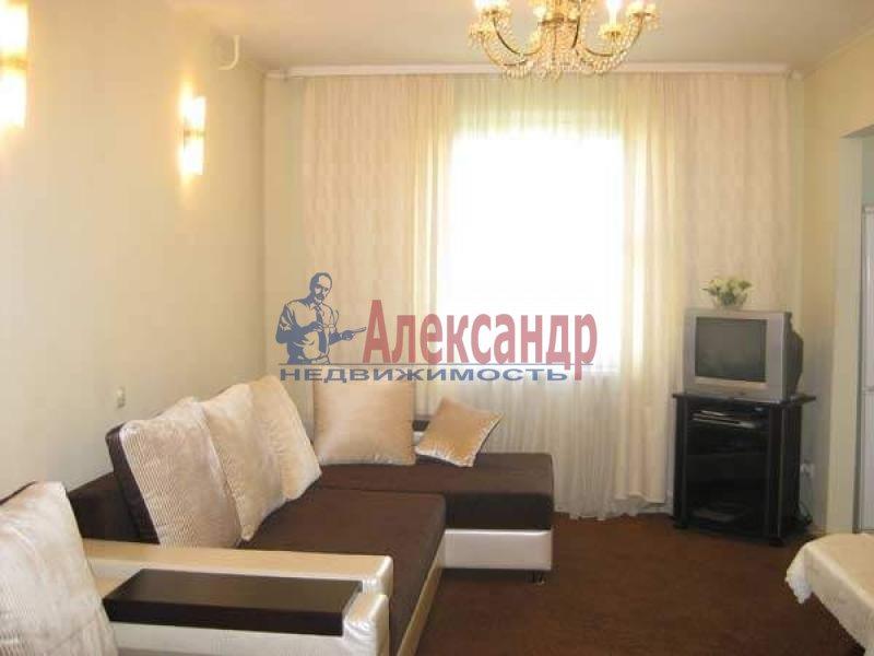1-комнатная квартира (35м2) в аренду по адресу Художников пр., 2— фото 2 из 2