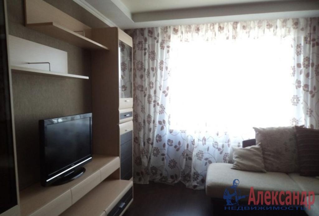 1-комнатная квартира (39м2) в аренду по адресу Мебельная ул., 19— фото 1 из 5