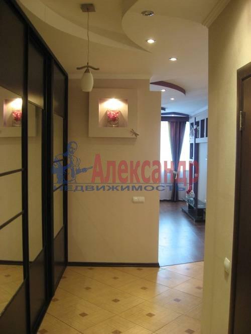 2-комнатная квартира (80м2) в аренду по адресу Дачный пр., 24— фото 10 из 17