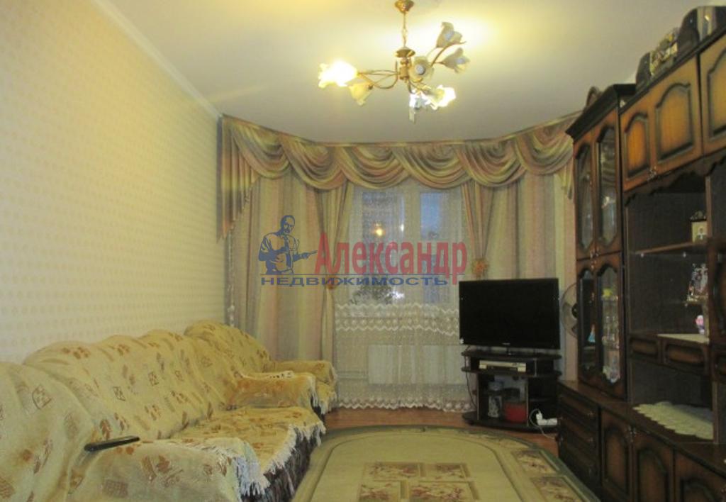 1-комнатная квартира (40м2) в аренду по адресу Руднева ул., 21— фото 1 из 3