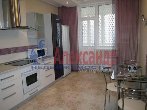 1-комнатная квартира (44м2) в аренду по адресу Дачный пр., 17— фото 8 из 8