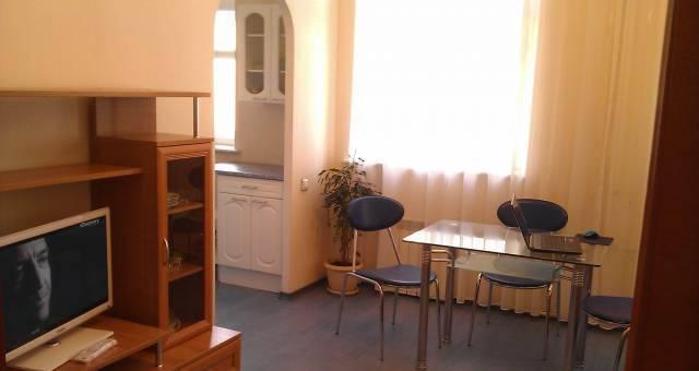 2-комнатная квартира (47м2) в аренду по адресу Московский пр., 2— фото 1 из 9