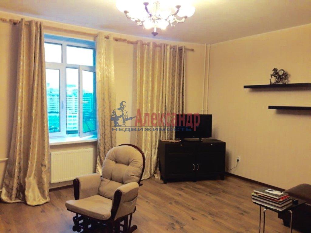 3-комнатная квартира (97м2) в аренду по адресу Лыжный пер., 3— фото 2 из 13