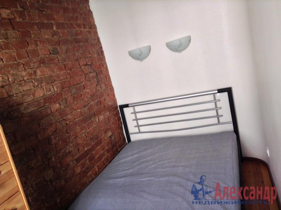 1-комнатная квартира (44м2) в аренду по адресу Гаванская ул., 26— фото 3 из 6