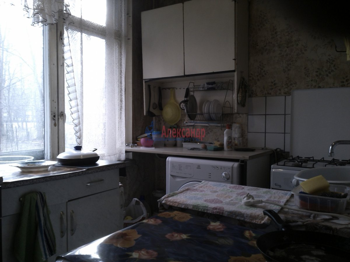 2 комнаты в 4-комнатной квартире (53м2) в аренду по адресу Черкасова ул., 21— фото 11 из 15