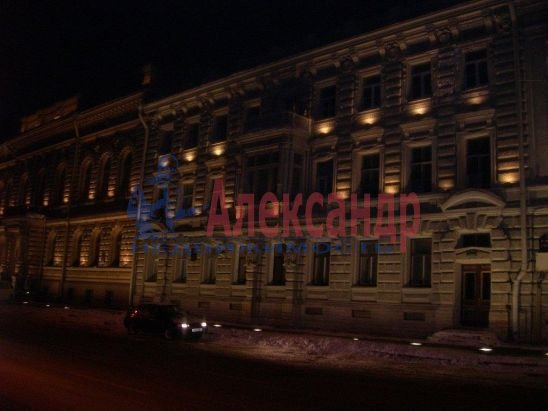 2-комнатная квартира (70м2) в аренду по адресу Английская наб., 30— фото 10 из 10