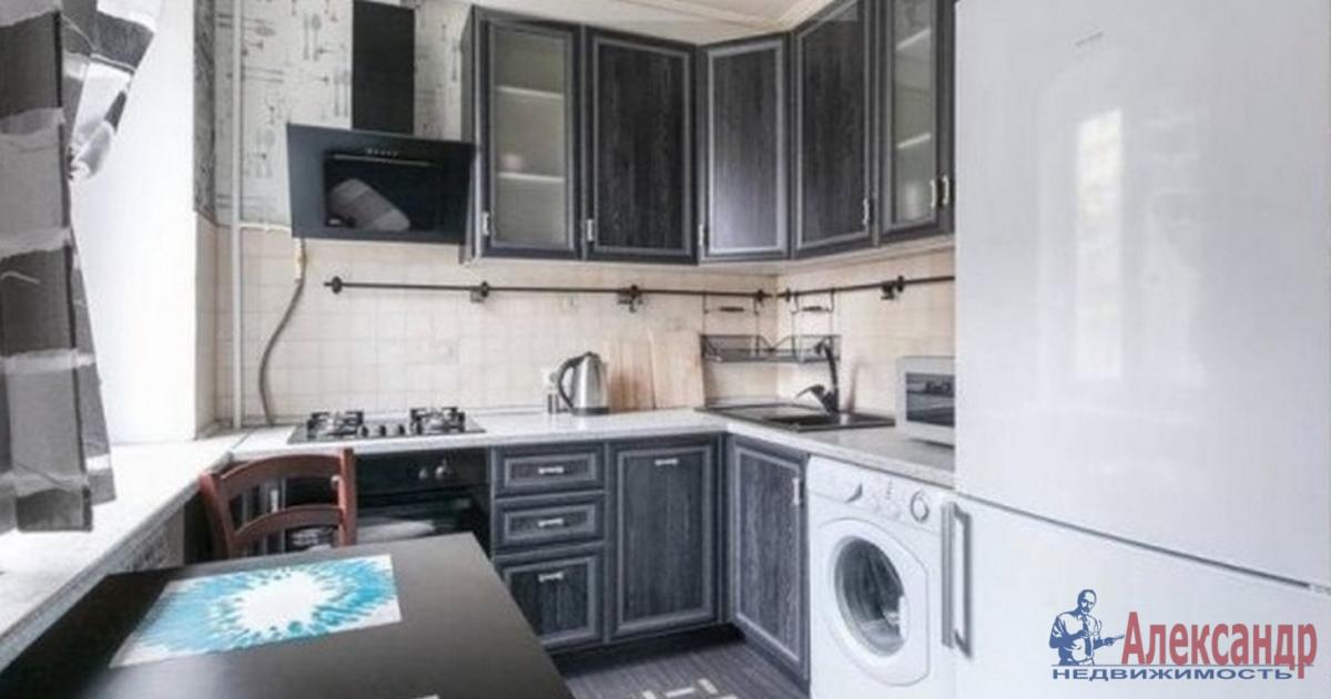 2-комнатная квартира (54м2) в аренду по адресу Бассейная ул., 47— фото 3 из 3