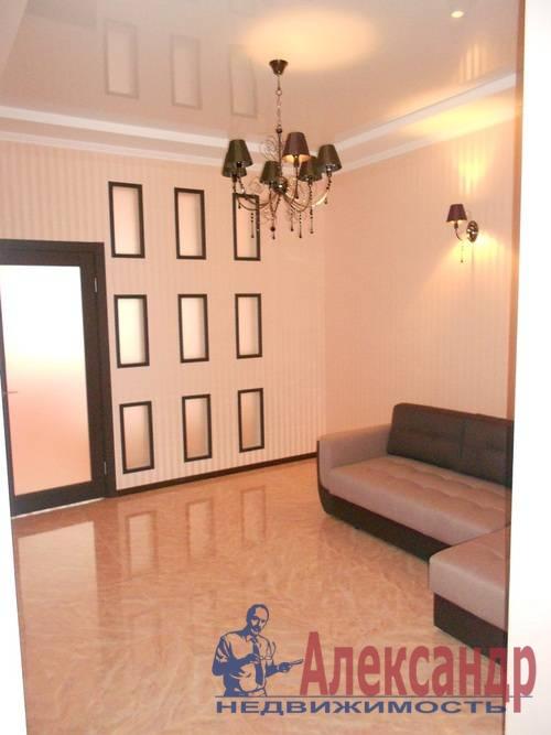 2-комнатная квартира (68м2) в аренду по адресу Дачный пр., 17— фото 1 из 10