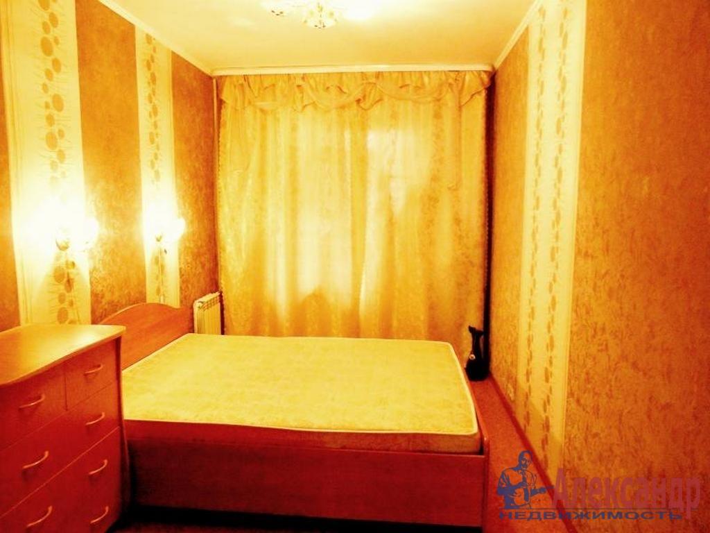 2-комнатная квартира (50м2) в аренду по адресу Авиационная ул., 9— фото 2 из 4