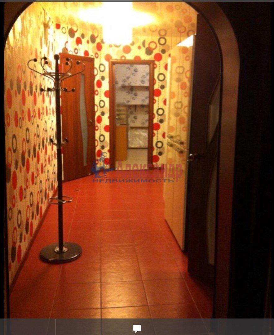 1-комнатная квартира (40м2) в аренду по адресу Корпусная ул., 9— фото 4 из 5