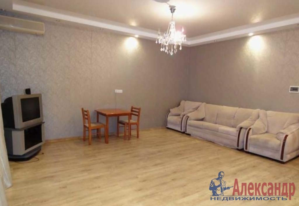1-комнатная квартира (46м2) в аренду по адресу Большая Морская ул., 36— фото 1 из 2