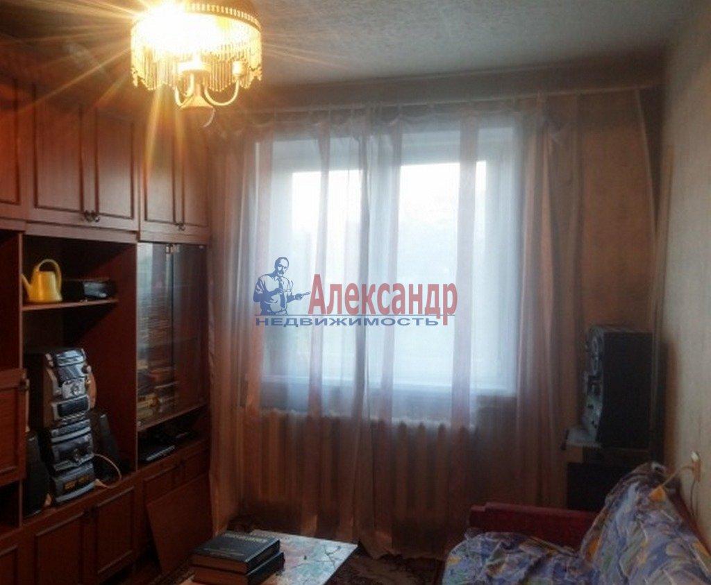 3-комнатная квартира (49м2) в аренду по адресу Авиаконструкторов пр., 18— фото 1 из 5