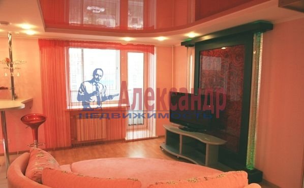1-комнатная квартира (44м2) в аренду по адресу Беринга ул., 5— фото 4 из 5