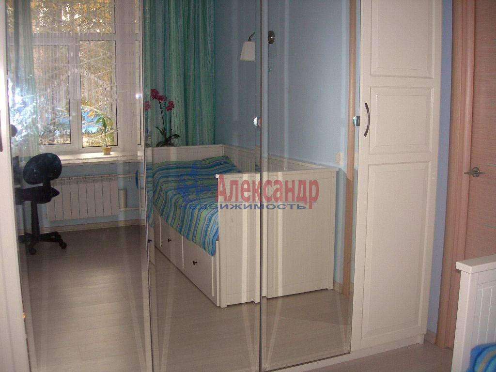2-комнатная квартира (65м2) в аренду по адресу Дегтярный пер., 8— фото 6 из 8