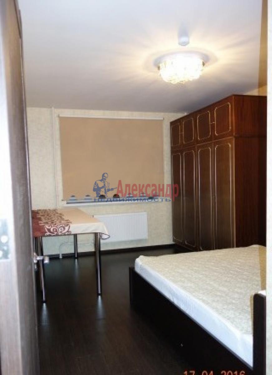 1-комнатная квартира (38м2) в аренду по адресу Парголово пос., Николая Рубцова ул., 12— фото 4 из 6