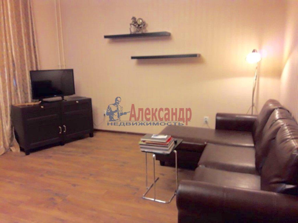 3-комнатная квартира (97м2) в аренду по адресу Лыжный пер., 3— фото 3 из 13