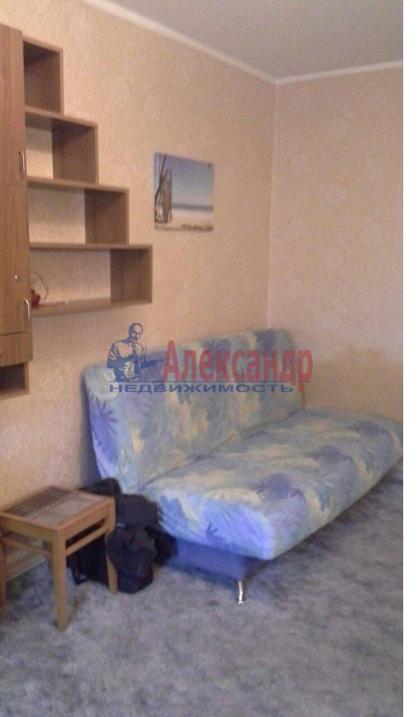 1-комнатная квартира (39м2) в аренду по адресу Кораблестроителей ул., 37— фото 16 из 17