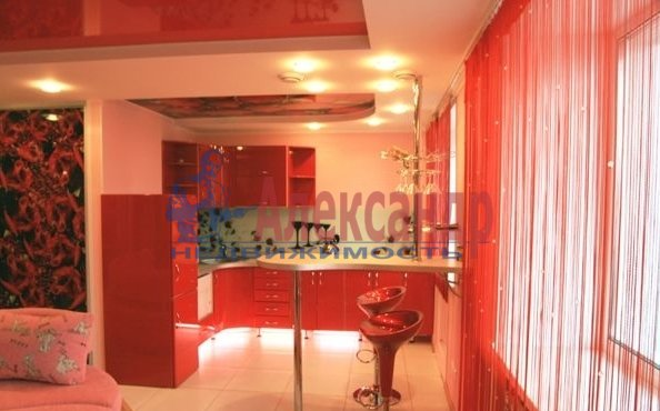 1-комнатная квартира (44м2) в аренду по адресу Беринга ул., 5— фото 5 из 5