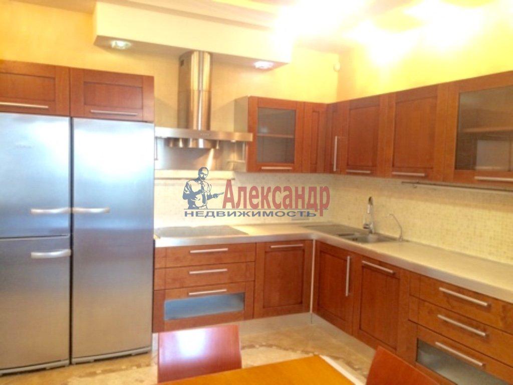 4-комнатная квартира (130м2) в аренду по адресу Бассейная ул., 10— фото 3 из 17