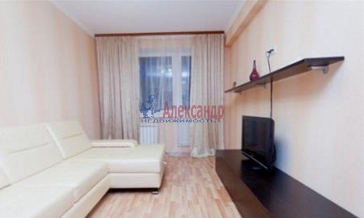 1-комнатная квартира (40м2) в аренду по адресу Мебельная ул., 35— фото 1 из 5