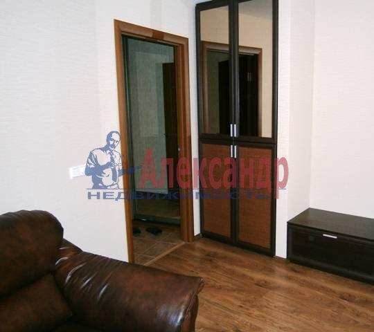 1-комнатная квартира (46м2) в аренду по адресу Бассейная ул., 89— фото 4 из 9