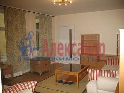 2-комнатная квартира (80м2) в аренду по адресу Канала Грибоедова наб., 10— фото 3 из 3